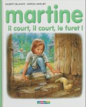 Martine -45b- Martine, il court, il court, le furet !