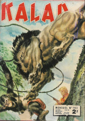 Kalar -143- Safari interdit