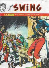 Capt'ain Swing! (2e série - Mon Journal) -43- Le traitre sans visage