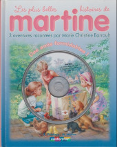 Martine (Les plus belles histoires de) -3- Des amis formidables !