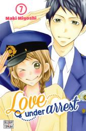 Love under arrest -7- Tome 7