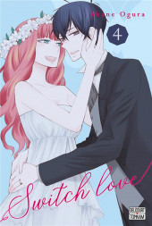 Switch love -4- Tome 4