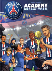 PSG academy - Dream team -4- Phase finale