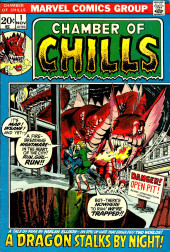 Chamber of Chills (Marvel - 1972) -1- A Dragon Stalks by Night!