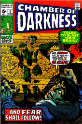 Chamber of Darkness (Marvel - 1969) -5- ...And Fear Shall Follow!