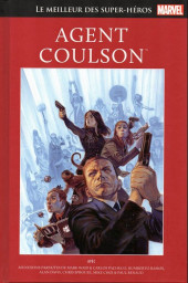 Marvel Comics : Le meilleur des Super-Héros - La collection (Hachette) -96- Agent coulson
