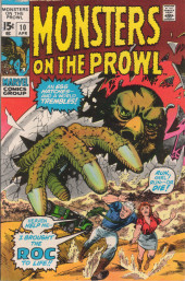 Monsters on the prowl (Marvel comics - 1971) -10- I Brought the Roc to Life!