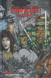 Teenage Mutant Ninja Turtles Classics -1- Les Origines
