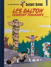 Lucky Luke - La collection (Hachette 2018) -2023- Les daltons courent toujours