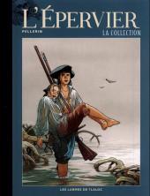 L'Épervier (Eaglemoss) -6- Les larmes de tlaloc