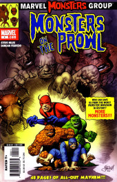 Marvel Monsters Vol 1 (2005) - Monsters on the Prowl