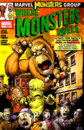 Marvel Monsters Vol 1 (2005) - Where Monsters Dwell