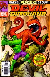 Marvel Monsters Vol 1 (2005) - Devil Dinosaur