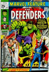 Marvel Feature Vol 1 (Marvel - 1971) -1- Origin of The Defenders