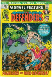 Marvel Feature Vol 1 (Marvel - 1971) -2- Nightmare on Bald Mountain!