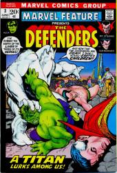 Marvel Feature Vol 1 (Marvel - 1971) -3- A Titan Lurks Among Us!