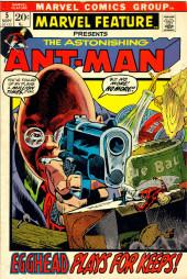 Marvel Feature Vol 1 (Marvel - 1971) -5- Egghead Plays for Keeps!