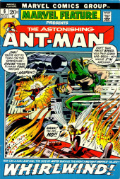 Marvel Feature Vol 1 (Marvel - 1971) -6- Whirlwind!