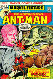 Marvel Feature Vol 1 (Marvel - 1971) -8- The Astonishing Origin of the Wonderful Wasp!
