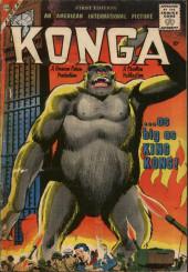 Konga (Charlton - 1960) -1- ... As big as King Kong