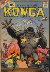 Konga (Charlton - 1960) -4- (sans titre)