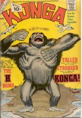 Konga (Charlton - 1960) -5- The H Bomb