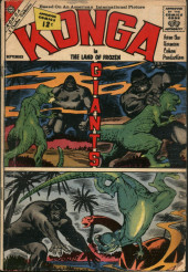 Konga (Charlton - 1960) -8- The Land of Frozen Giants