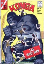 Konga (Charlton - 1960) -10- The Mole Men