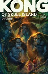 Kong of Skull Island (BOOM!Studios - 2016) -2- (sans titre)