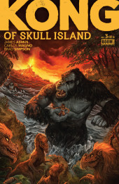 Kong of Skull Island (BOOM!Studios - 2016) -3- (sans titre)
