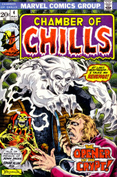 Chamber of Chills (Marvel - 1972) -4- The Opener of the Crypt!