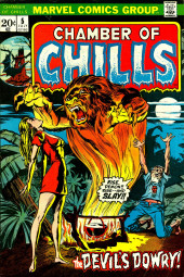 Chamber of Chills (Marvel - 1972) -5- The Devil's Dowry!