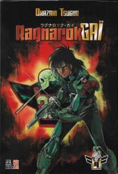 Ragnarok gaï -4- Tome 4