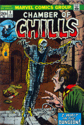 Chamber of Chills (Marvel - 1972) -8- I Wait in the Dungeon!