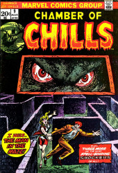 Chamber of Chills (Marvel - 1972) -9- I Was...The Man in the Maze!