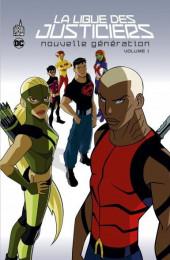 La ligue des justiciers - nouvelle génération -1- Volume 1