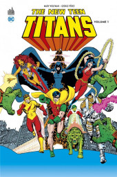New Teen Titans (The) -1- Tome 1