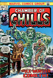 Chamber of Chills (Marvel - 1972) -12- The Ice Monster Cometh!