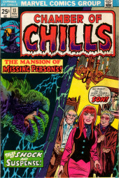 Chamber of Chills (Marvel - 1972) -13- The Mansion of Missing Persons!