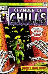 Chamber of Chills (Marvel - 1972) -15- Death's Dark Eyes!