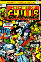 Chamber of Chills (Marvel - 1972) -16- The Masque of the Black Death!