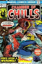 Chamber of Chills (Marvel - 1972) -17- Once Upon a Werewolf..!
