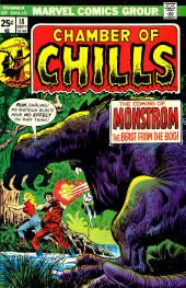 Chamber of Chills (Marvel - 1972) -18- The Coming of Monstrom the Beast from the Bog!