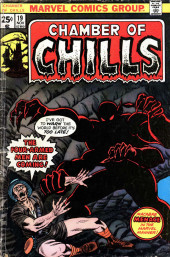 Chamber of Chills (Marvel - 1972) -19- The Four-Armed Men Are Coming!