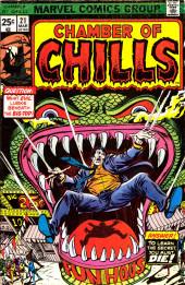 Chamber of Chills (Marvel - 1972)