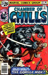 Chamber of Chills (Marvel - 1972) -23- The Gorilla Man?