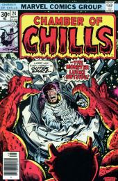 Chamber of Chills (Marvel - 1972) -24- The Monster Lurks Outside!