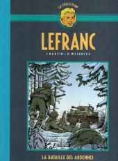 Lefranc - La Collection (Hachette) -VI- La bataille des ardennes
