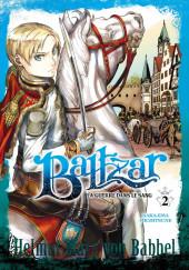 Baltzar, la guerre dans le sang -2- Helmut Marx von Babbel