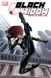 Black Widow Vol. 4 (Marvel - 2010) -2- The Name of the Rose, Part Two